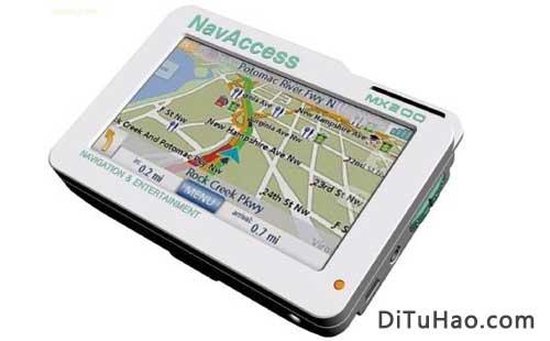 汽车地图标注